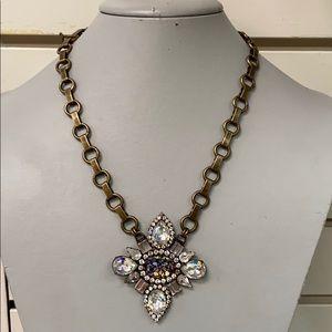 Four Point Loren Hope necklace